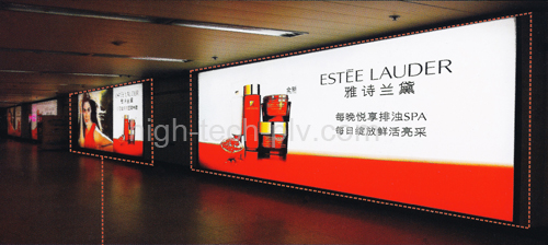gamme panneaux lumineux en tissu le site de la plv high tec. Black Bedroom Furniture Sets. Home Design Ideas